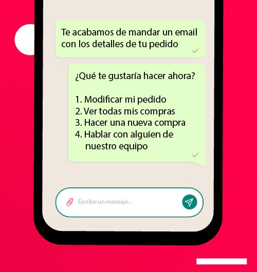 Chatbot para WhatsApp Marketing