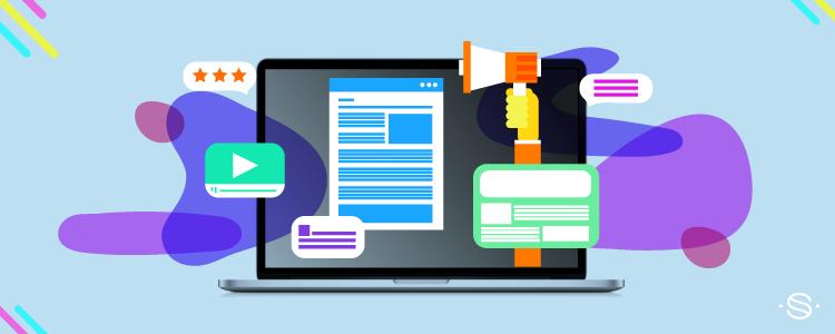 Formatos de contenido cuáles son y como funcionan