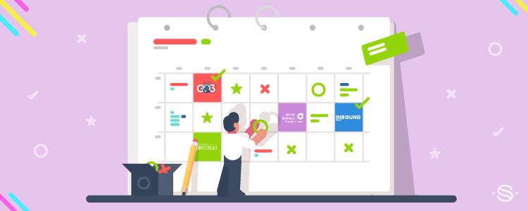 Los eventos de marketing que no te puedes perder en el 2019