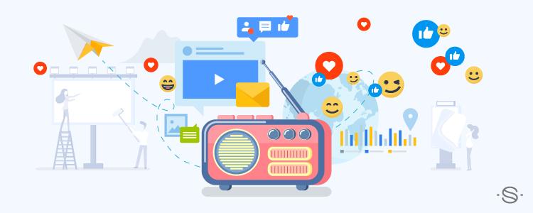 Cómo hacer una inversión en medios digitales y tradicionales